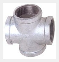 Malleable Iron Pipe Fittings For Water Distribution Fire